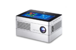 Aiptek L400+Win 10 Tab+Power Bank 12000mAh Projector